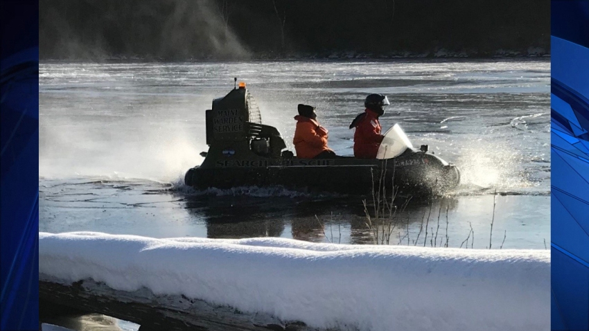 penobscot hovercraft rescue 2