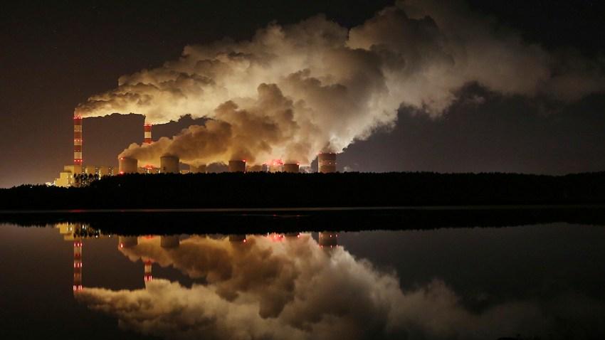 APTOPIX Poland Climate Greenpeace