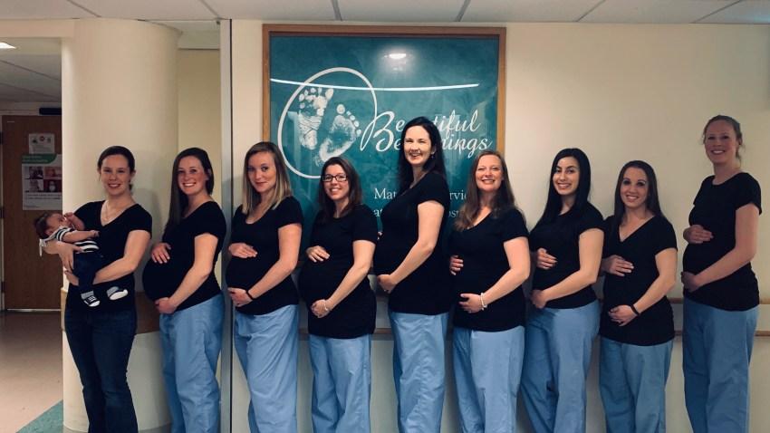 pregnant nurses beverly