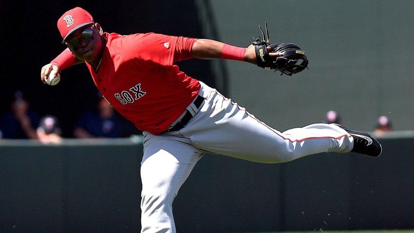 [CSNBY] No room for Eduardo Nunez? Red Sox call up top third base prospect