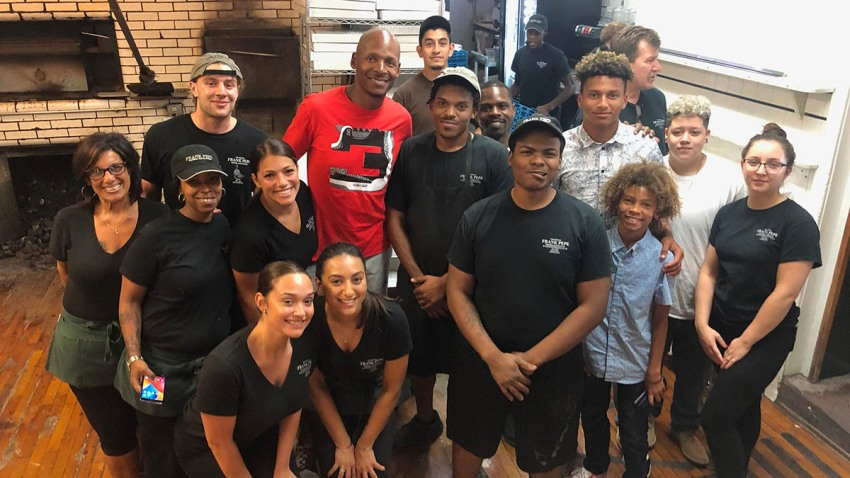 ray allen at frank pepes 081219 1