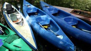 recreational kayaks