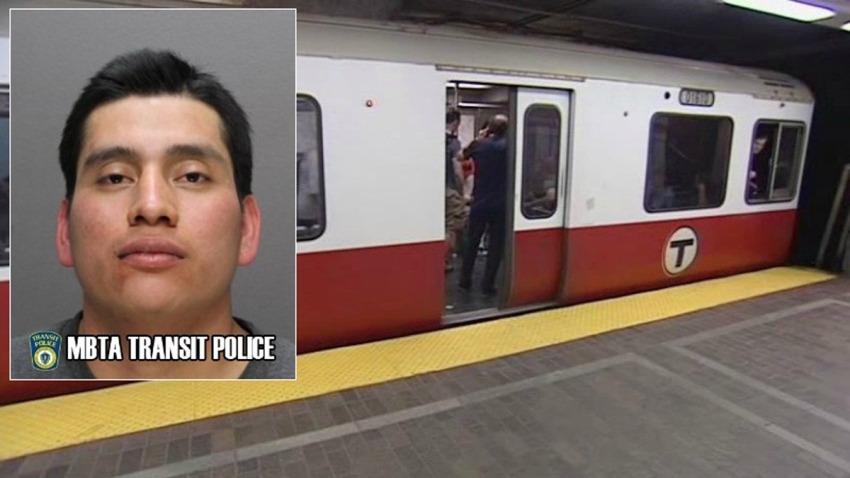 Man accused of biting Red Line passenger