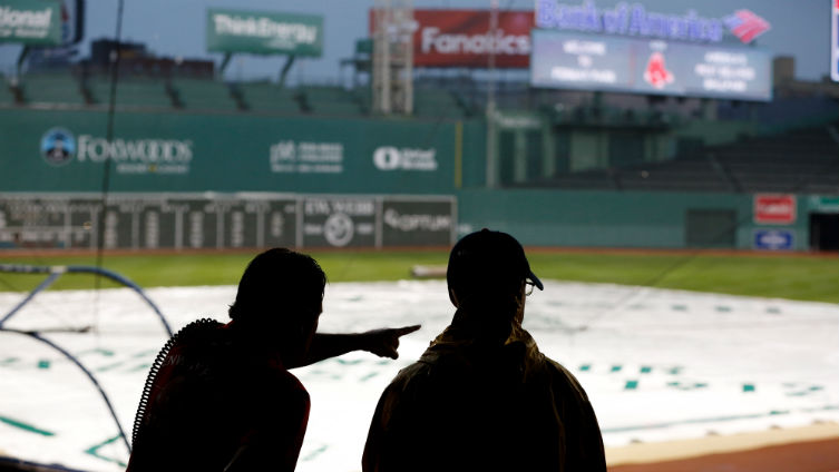 [NBC Sports] Red Sox vs. Yankees rained out, doubleheader scheduled for August 3