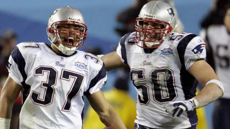 [NBC Sports] Patriots Hall of Fame finalists 2019: Harrison, Seymour, Vrabel make cut