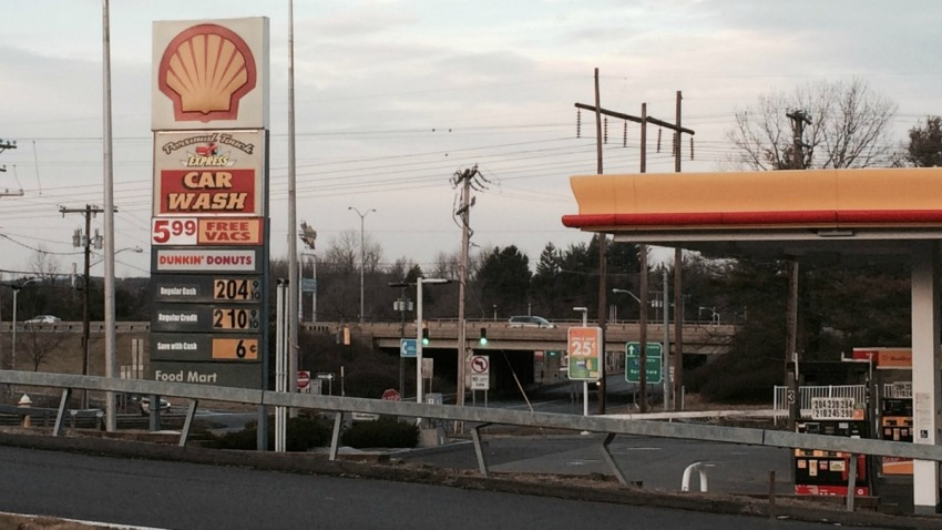shell gas station 1200