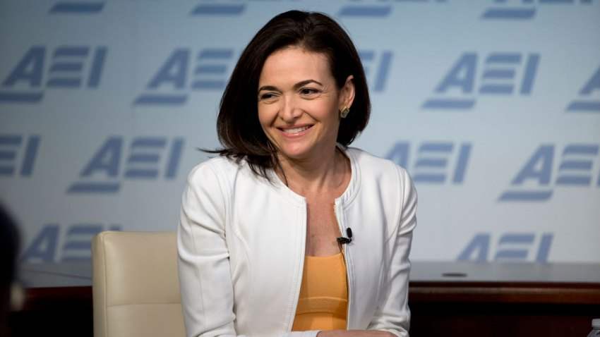 Facebook Sandberg