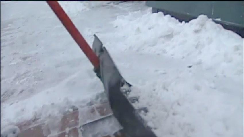 snow shovel maine company