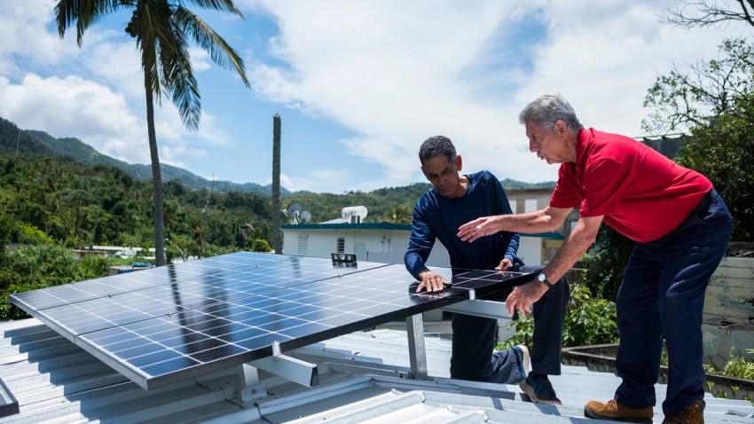 Puerto Rico Going Solar