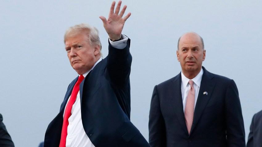 Trump Impeachment Ambassador