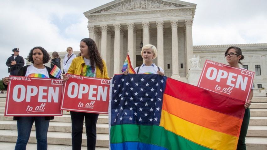 Supreme Court Gay Wedding Florist