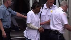 Tammie Galloway in court