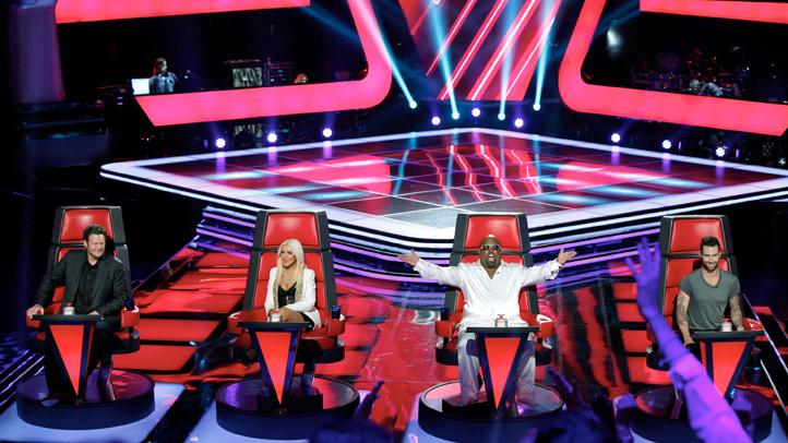 TV-X Factor-Voice Showdown