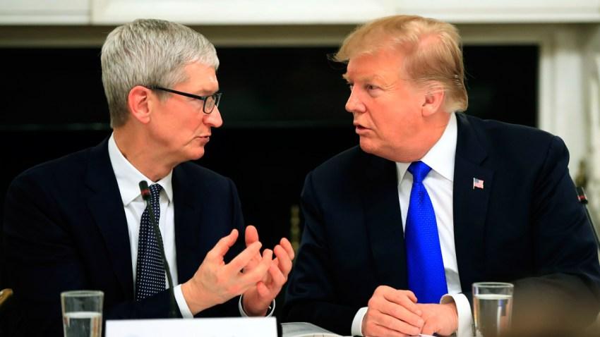 Apple Tim Apple