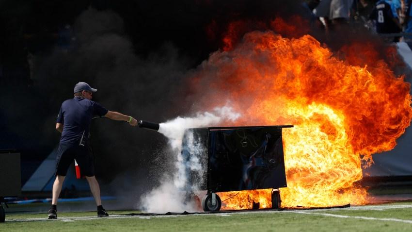 Colts Titans Football