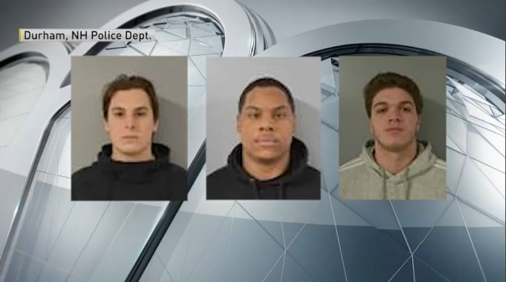 unh students arrested