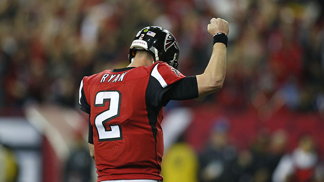 [CSNPhily] NFL Playoffs: Falcons, Patriots win in routs to reach Super Bowl LI