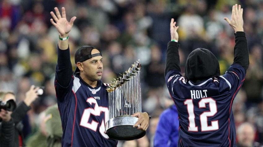 [NBC Sports] Red Sox wish Patriots luck in Super Bowl LIII: 'Beat L.A. again'