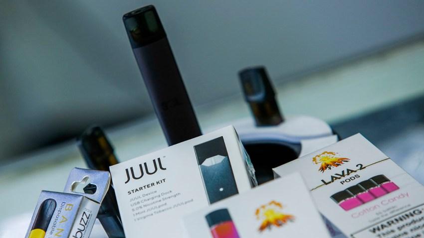 FDA Bans All Flavored E-Cigarette Cartridges, Except Menthol And Tobacco Flavors