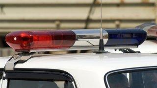 vermont police lights