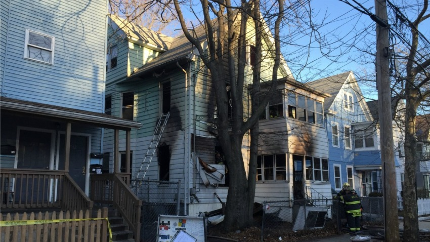 winchester ave house fire new havenj