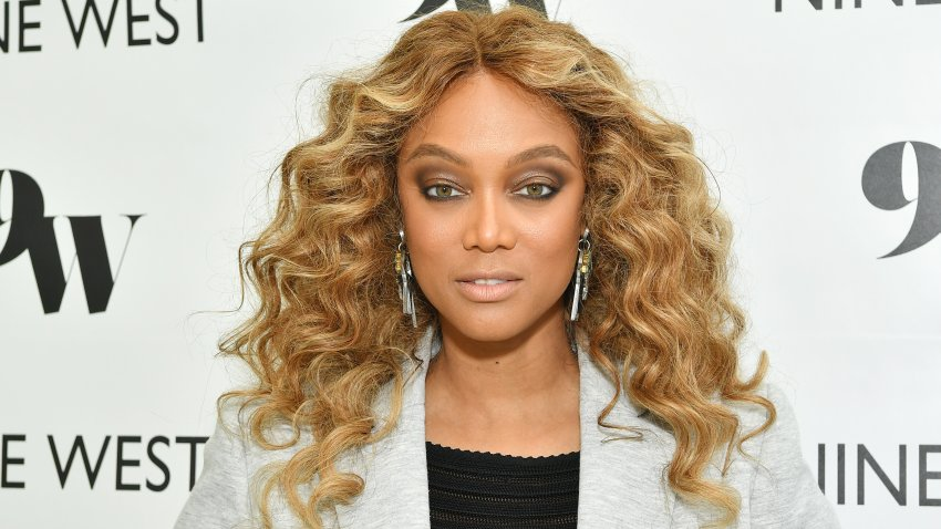 In this March 5, 2020, file photo, Tyra Banks hosts Nine West New campaign launch event in celebration of International Women's Day at ABG West Style Studio in West Hollywood, California.