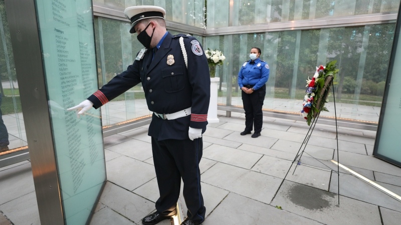 PHOTOS: Remembering 9/11 in Massachusetts