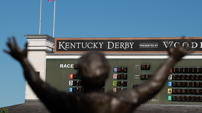 General interior view during the 146th Kentucky Derby