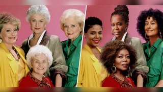 """""""The Golden Girls"""" then — and now"""