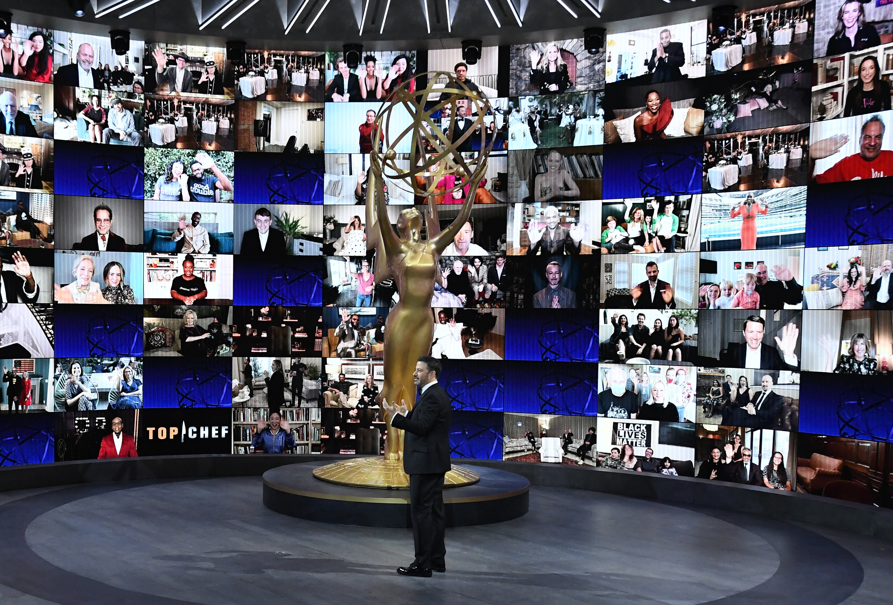 2020 Emmy Awards: Top Moments From the Show - NECN