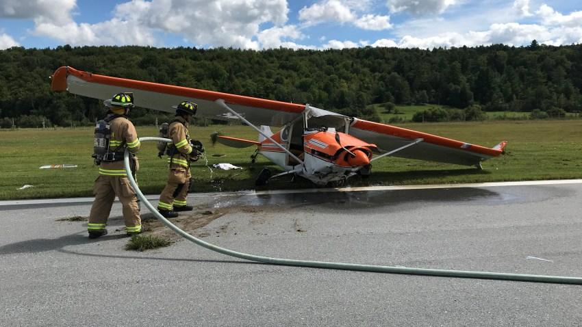 Morrisville-Stowe Vermont plane crash