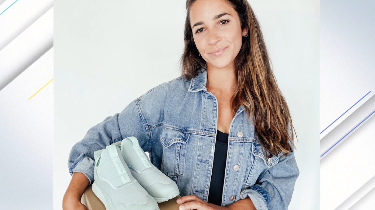 Olympian Aly Raisman Partners With Local Company To Outfit Those In Need – NECN