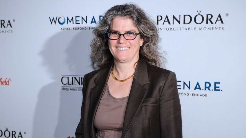 In this Nov. 7, 2013, file photo, Andrea Ghez attends WOMEN A.R.E Inaugural Summit Presented By PANDORA at SLS Hotel in Beverly Hills, California.