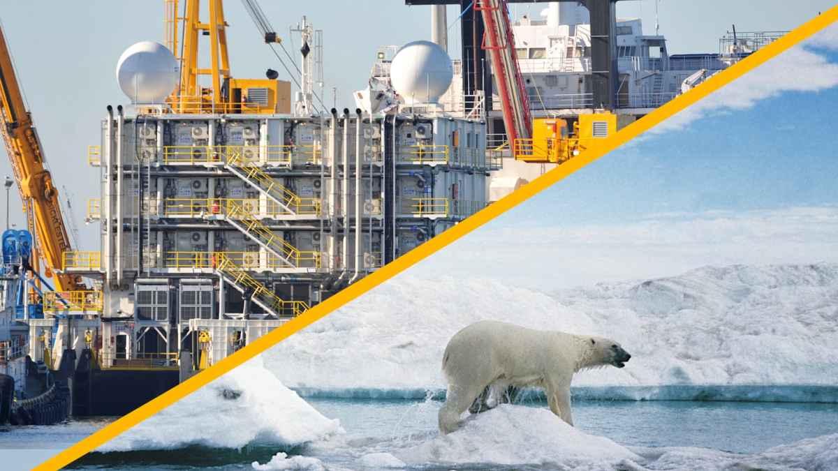 Oil Versus Climate Change: The Economics of Drilling in the Arctic - NECN