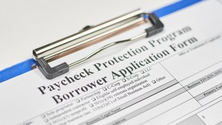 Application form. Paycheck Protection Program Borrower Application Form