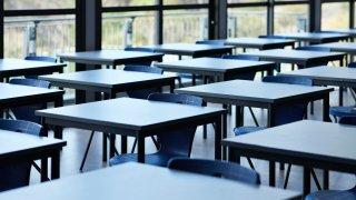 empty classroom generic