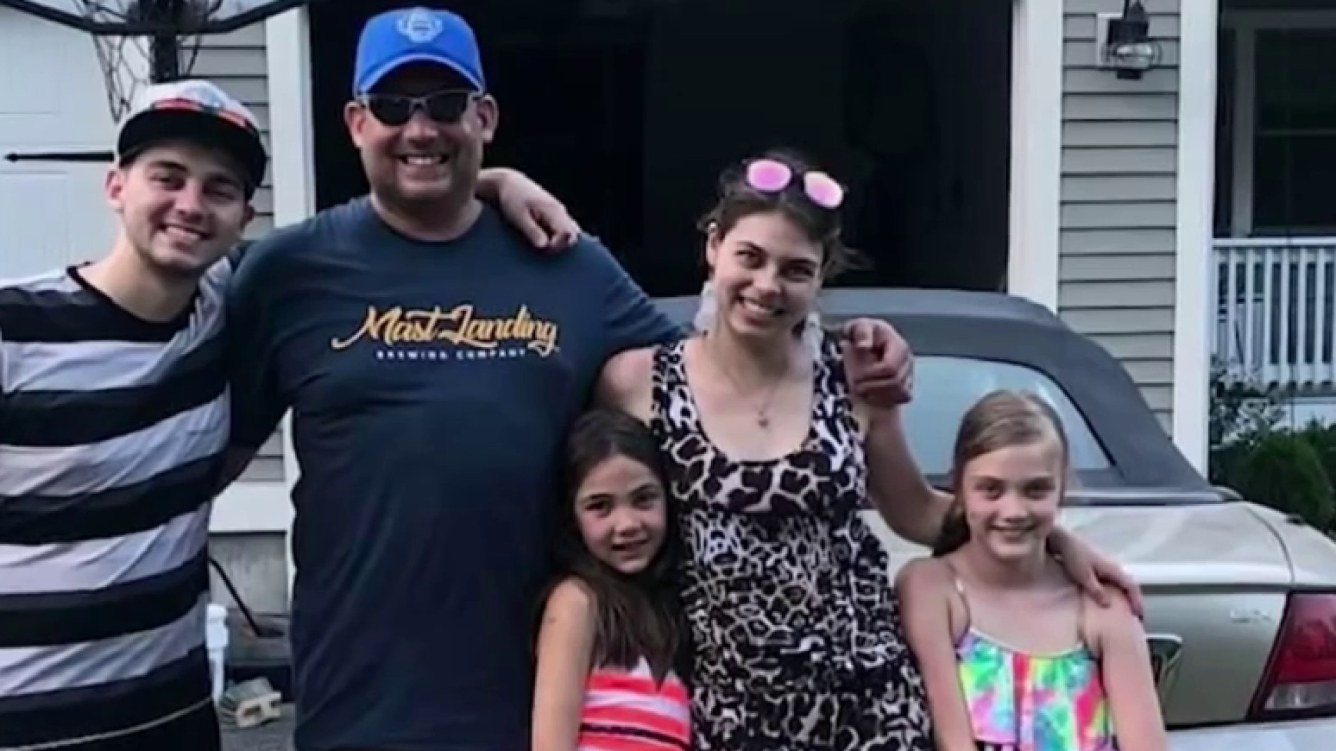Police Officer and Father of 4 Fighting for His Life After Contracting COVID – NECN