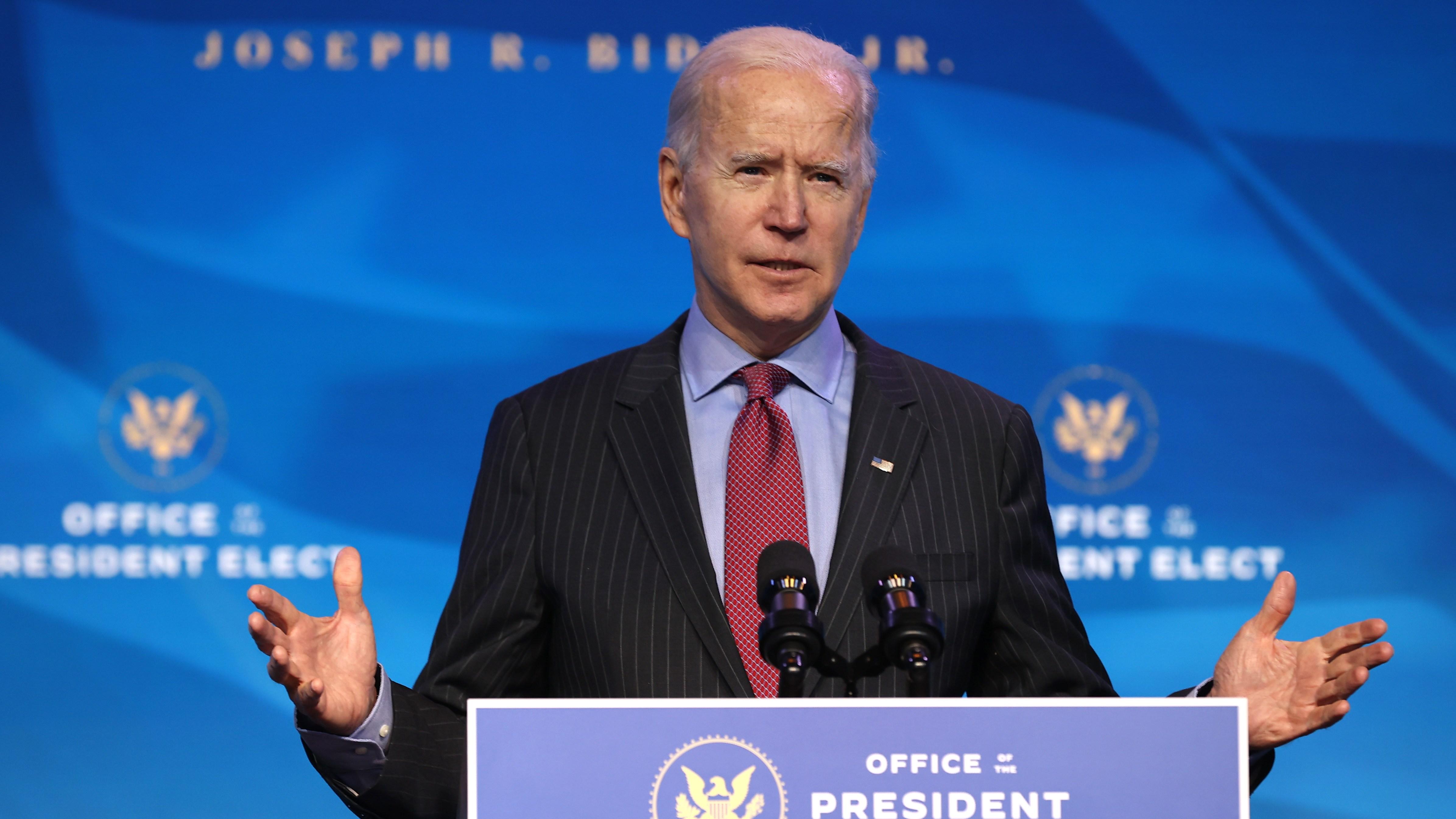 Biden Picks Familiar Faces for Top Roles at FEMA, CIA – NECN