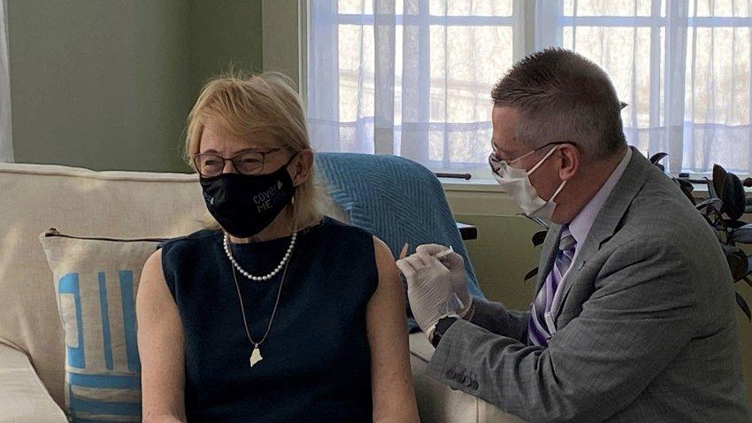 Gov Janet Mills COVID-19 Vaccination