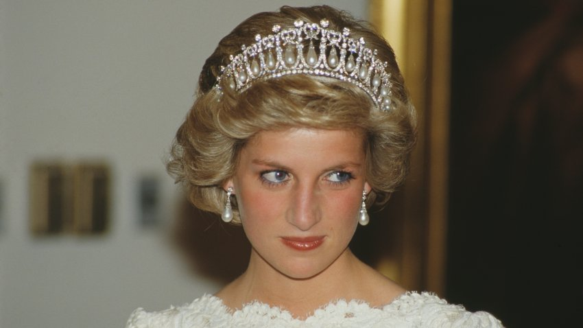 Princess Diana In Washington