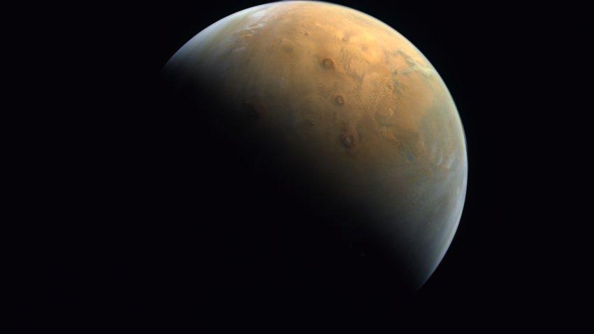 SPACE-MARS