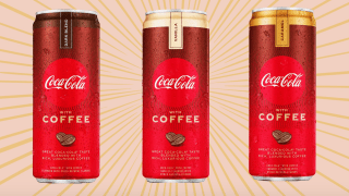 Coca-Cola® with Coffee
