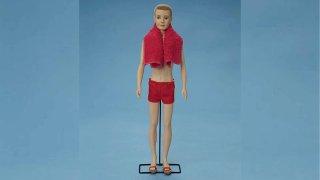 The original Ken doll.