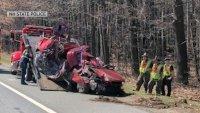 17-Year-Old NH Driver Killed in Merrimack Crash