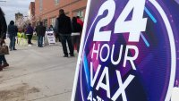 Trinity Health Of New England in Home Stretch of 24-Hour Vax-A-Thon in Hartford