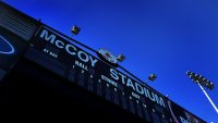 Vaccination Clinic Opens at McCoy Stadium in Pawtucket