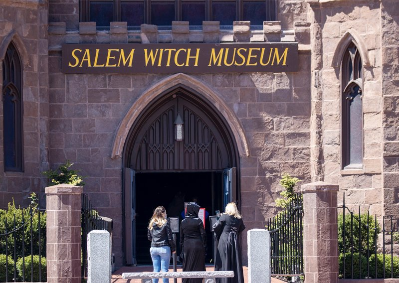 The Historic City of Salem, in Photos
