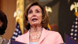 U.S. Speaker of the House Nancy Pelosi