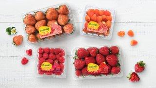 Driscoll's Rosé berries