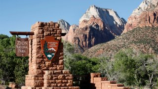 Utah's Zion National Park Reopens To Visitors